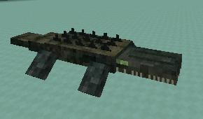 ReptileMod クロコダイル