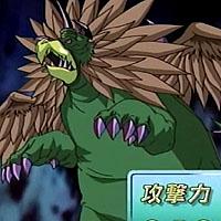 ダークドリケラトプス(GX75話)