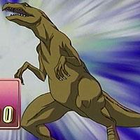 俊足のギラザウルス(GX75話)