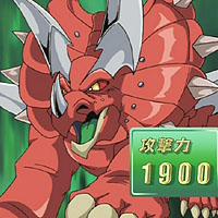 セイバーザウルス(GX110話)