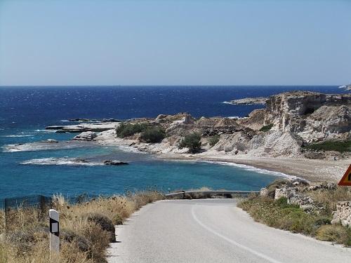 キモロス_クリマのビーチ (1)