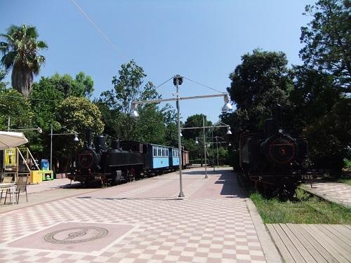カラマタ_ΟΣΕパーク