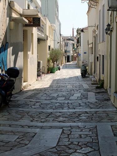 カラマタ_Old Townの住宅