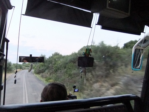 カラマタ_バスでマヴロマティへ (2)