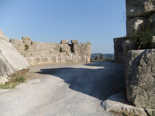 古代メッシーニ_アルカディア門 (1)