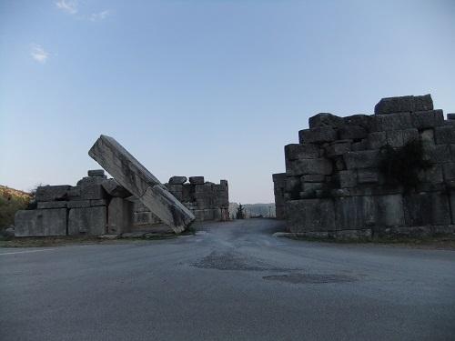 古代メッシーニ_アルカディア門 (2)