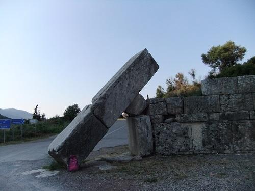 古代メッシーニ_アルカディア門 (8)