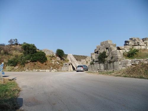 古代メッシーニ_アルカディア門 (9)
