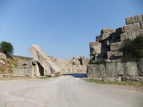 古代メッシーニ_アルカディア門 (10)