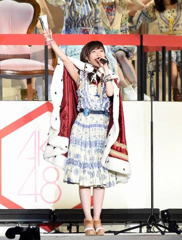 【競馬板】第8回AKB48選抜総選挙-速報1位は指原莉乃に決定❗