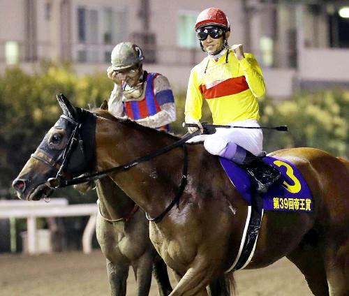【競馬】ノンコノユメがGⅠ1勝で終わりそうな件