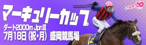 第20回マーキュリーカップ(JpnⅢ)