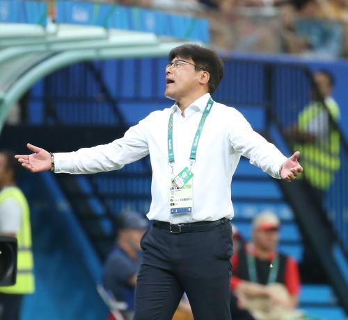 【競馬板】日本のサッカー弱すぎない?