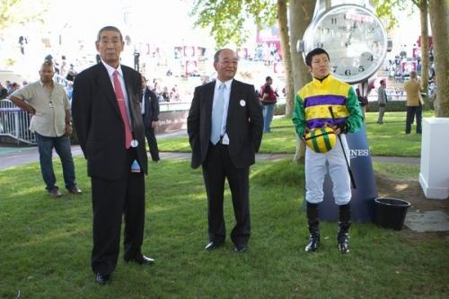 【競馬】現役GⅠジョッキーで最も悲惨な成績の田中博康(今年1勝)、またまたフランスへ傷心旅行に出発