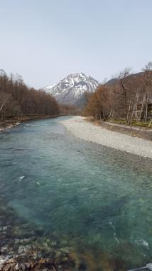 焼岳 4.27