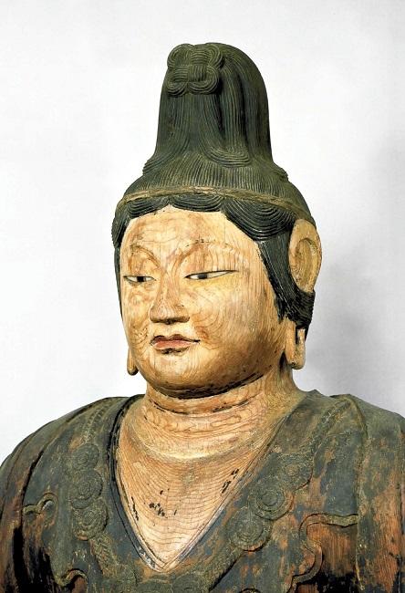 福光園寺・吉祥天坐像