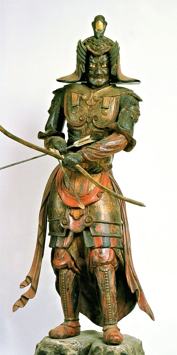 大善寺・十二神将像~丑神像・蓮慶作