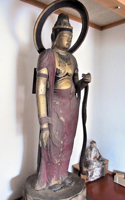 満願寺・十一面観音立像