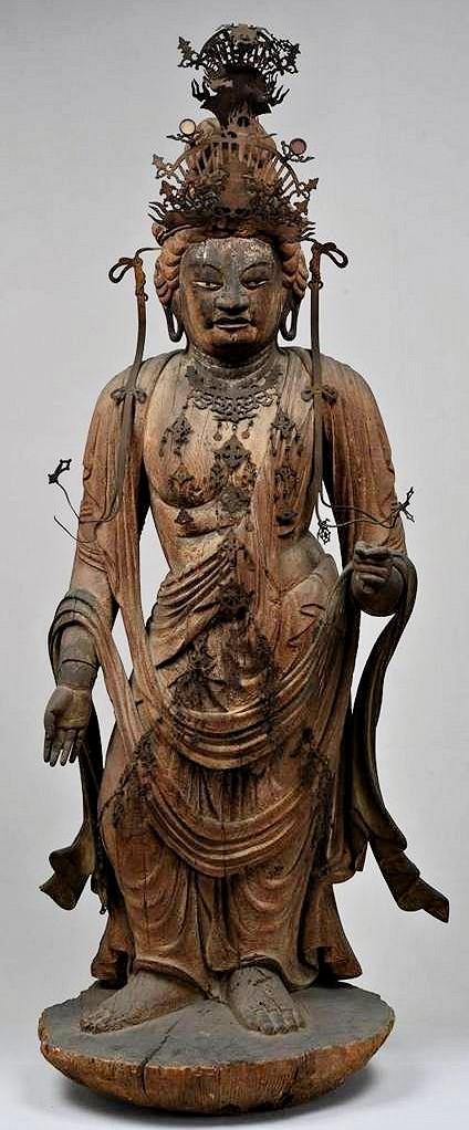 勝光寺・聖観音立像