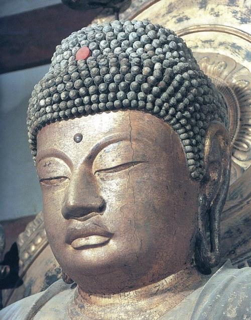 醍醐寺・薬師如来像(延喜7~13年・907~913)