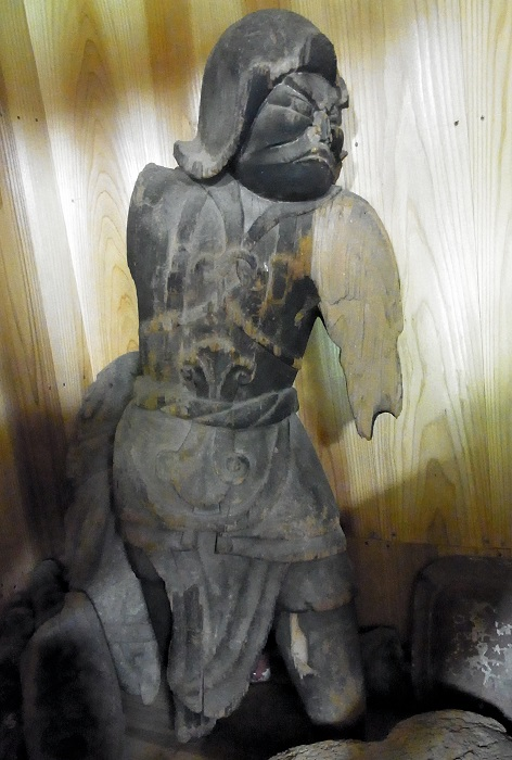 安楽寺・天部形像