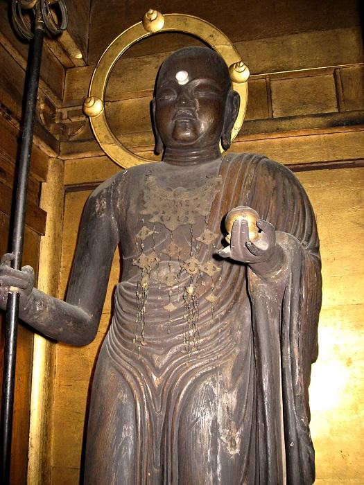 福田寺・地蔵菩薩立像