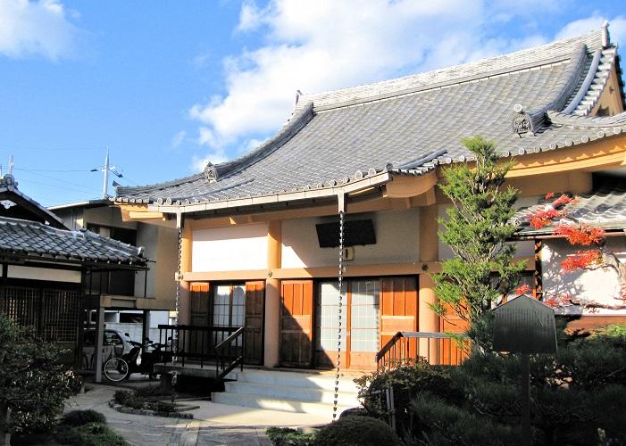 福田寺・本堂