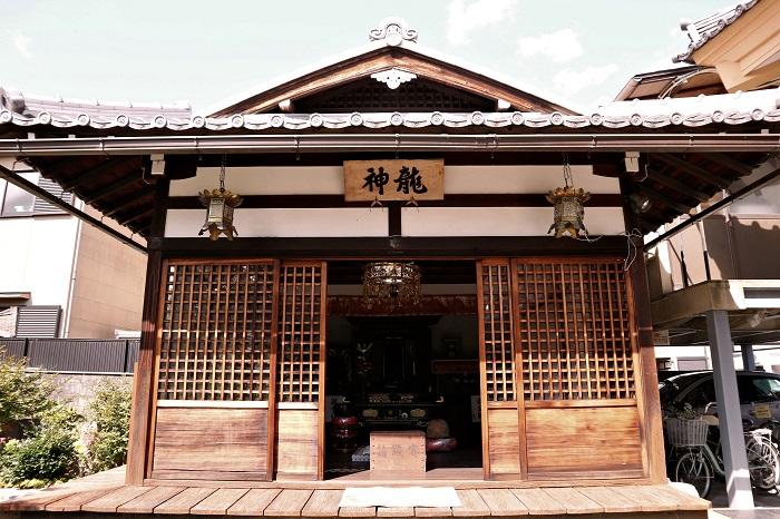 福田寺・龍神堂