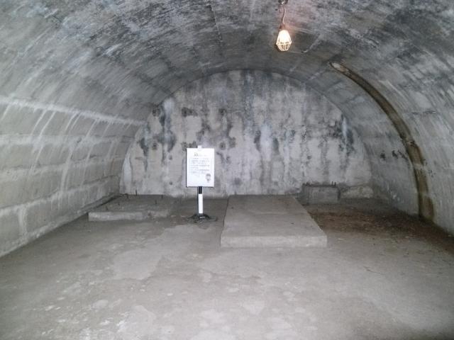 筑波海軍航空基地地下戦闘指揮所 (5)