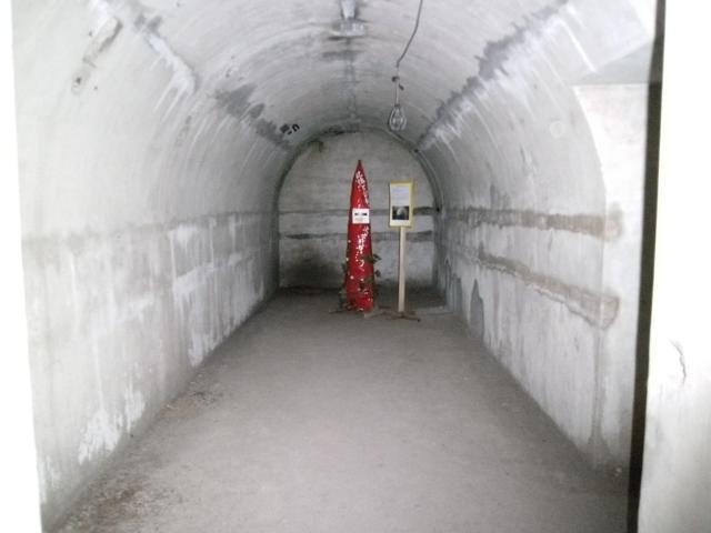筑波海軍航空基地地下戦闘指揮所 (7)