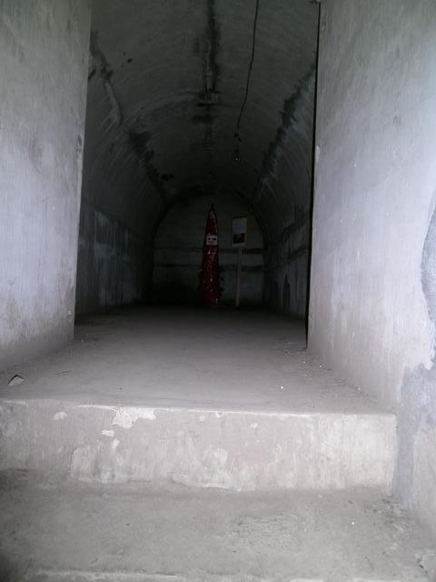 筑波海軍航空基地地下戦闘指揮所 (8)