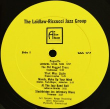 The Laidlaw-Riccucci Jazz Group