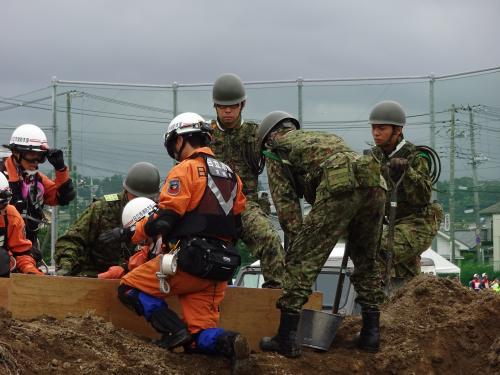 2016 茨城県防災訓練