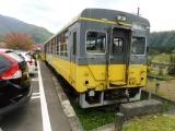 会津鉄道芦ノ牧温泉駅 AT-301号2