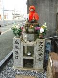 JR薊野駅 交通安全地蔵菩薩