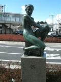 JR勝田駅 粧