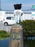 JR北山形駅 着替える小便小僧 2016年8月14日 裏