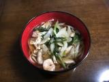 松井産業 加須手ぼしうどん 調理例1