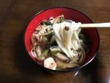 松井産業 加須手ぼしうどん 調理例2