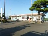 JR田尻駅 駅舎