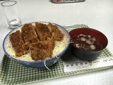 若松食堂 ソースカツ丼