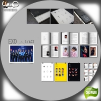 EXO 3集 - Exact (韓国語ver)★汎用