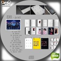 EXO 3集 - Exact (韓国語ver)★