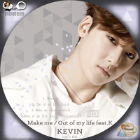 KEVIN(from U-KISS)4曲