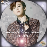 KEVIN(from U-KISS)4曲☆