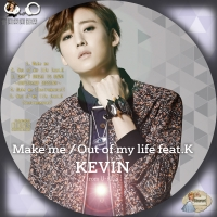 KEVIN(from U-KISS)5曲☆