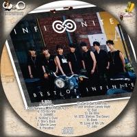 BEST OF INFINITE(通常盤・初回プレス)