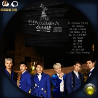 2PM GENTLEMENS GAME☆