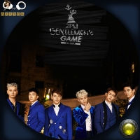 2PM GENTLEMENS GAME☆汎用