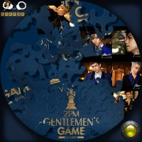 2PM GENTLEMENS GAME汎用